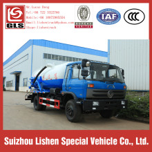 Dongfeng Vacuum Sewage Fecal Suction Truck