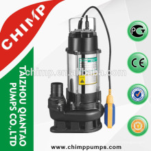 1HP/ 1.5HP/ 2HP high efficiency sewage submersible water pump