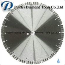 Hoja de sierra circular de diamantes Pulifei para ladrillos de mármol de granito