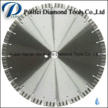 Pulifei Diamond Circular Saw Blade for Granite Marble Bricks Concrete