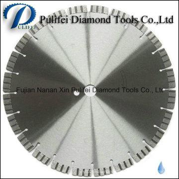 Pulifei Diamant-Kreissägeblatt für Granit-Marmor-Ziegelstein-Beton