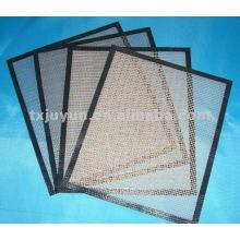 ПТФЭ многоразовый сетчатый коврик