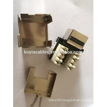 RJ45 Cat5 cat5e FTP Network Lan Shielded Keystone Jack Copper