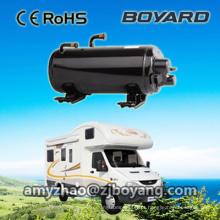 R407c compressor horizontal de ac para condicionador de ar de telhado de acampamento