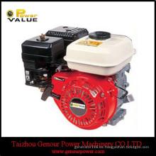 Arranque con llave Motor vibrador de 168 mm de diámetro y 5.5HP (ZH160)