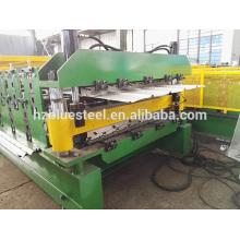 Double Layer Metall Dachdecker & Wand Panel Fliesen Roll Forming Machine, Double Layer Cold RollForming Machinery Preis zum Verkauf