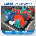 Electric Winch Slow Wire Rope Lifting Speed Electric Winches