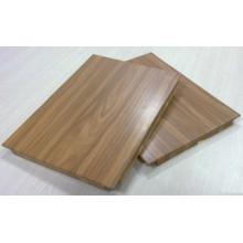 Buliding Material Wooden Solid Aluminium Sheet