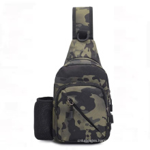 Wholesale Tactical Waterproof Crossbody Pack Hiking Cycling Sling Chest Bag