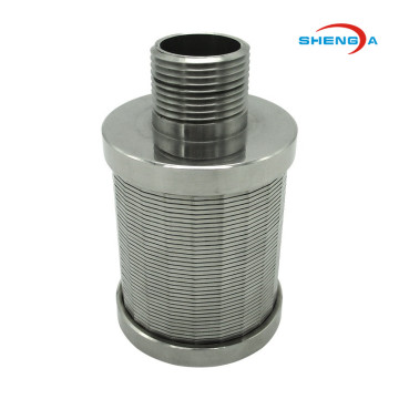 Filter Nosel Air Stainless Steel