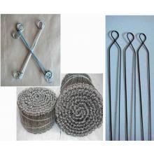 4''copper Rebar Wire Wire, 7''sack Ties, 6.5''double Loop Tie Wires