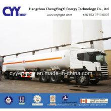 2015 Oxygen Nitrogen Argon Cabochon Dioxide Cryogenic Tank Truck