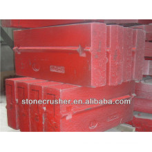 Blow bars for PF 1214 impact crusher