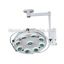 reflector 9 da lâmpada de operação