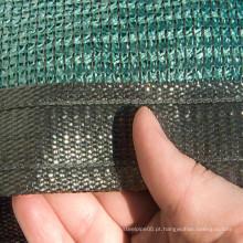 Shade Netting tecido HDPE Sunshade Net For Greenhouse