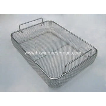 Surgical Instrument Tray for Washing & Sterilizing
