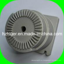 Máquina de fundición de arena de piezas de repuesto de piezas de aluminio de la máquina Hg-609