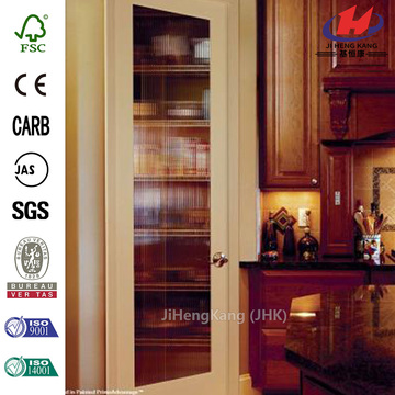 Fiberglass Glass Panel Door Hardware Lock Interior Door