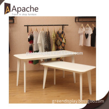 2015 new style clothing table top