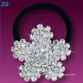 Gorgeous crystal girls hair band, girls crystal flower hair band, hair accessories wedding hair band