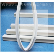 PVC Chamfer Without Edge/ PVC Foam Fillet