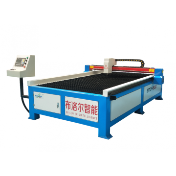 Machine de découpe de plaque d'acier CNC