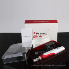 Inalámbrico Derma pluma de rodillo de belleza micro aguja Dr. Pen