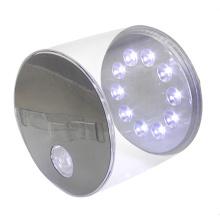 Linterna inflable solar impermeable ligera al aire libre para la tienda y el acampar