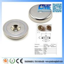 Gme-Potn04 Pot Magnet Magnetic Assemblies