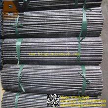 Cable de corte recto de alambre negro
