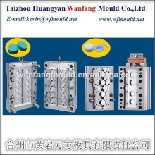 China 24 Cavities Bottle Cap Injection Mould/24 cavities hot runner injection cap mould