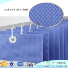 PP Spunbonded Nonwoven Medical Curtain Fabric