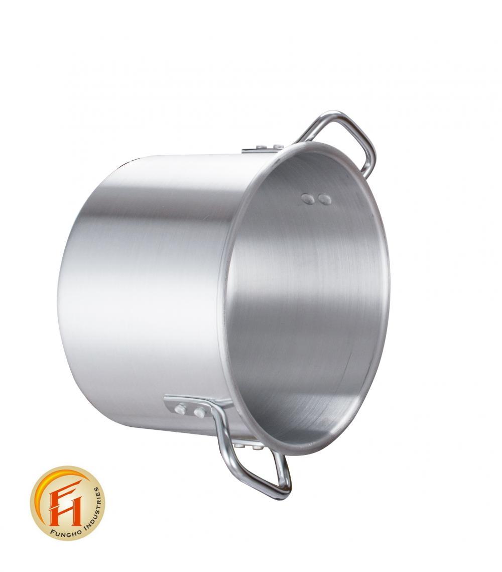 Aluminum Soup Cooking Pot