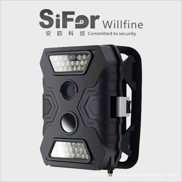 cámara de seguridad a prueba de agua batería a prueba de agua 12MP 720P soporte de video Tarjeta SIM tarjeta SD detección de movimiento