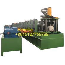 Steel door frame roll forming machine