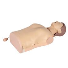 Manequim de enfermagem de enfermagem em treinamento de RCP de primeiros socorros avançados
