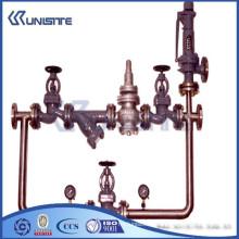Condensação do convés Válvula de água Unidade de controle do grupo (USC11-054)
