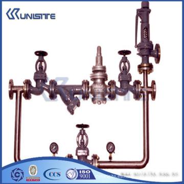 Condensación de la cubierta Válvula de agua Unidad de control de grupo (USC11-054)