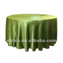 charming satin table cloth,table cover for banquet,wedding,hotel