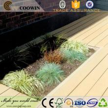 Composite decking solid outdoor engineered flooring interlocking