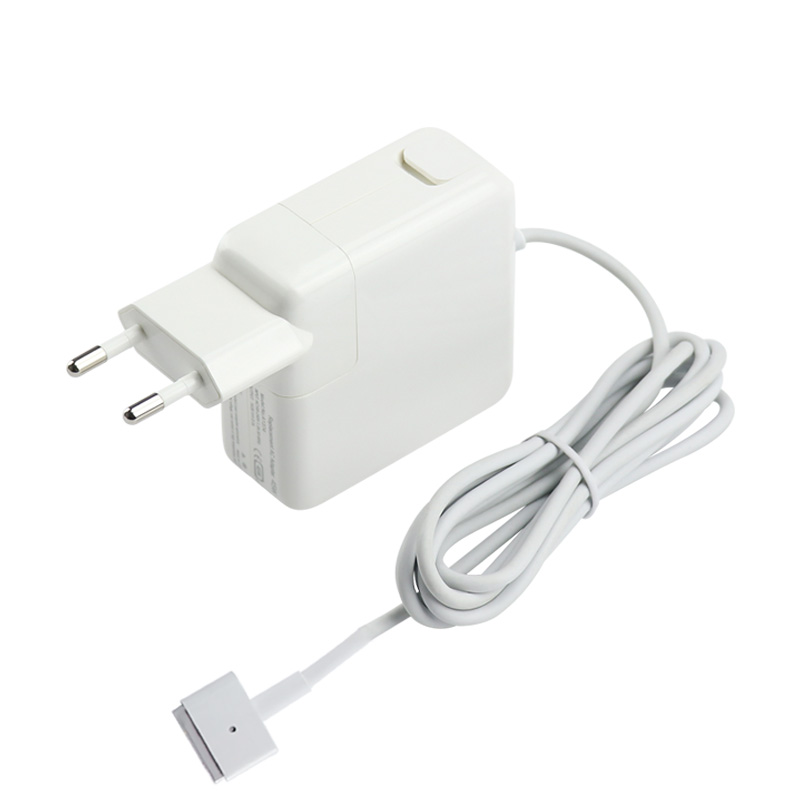 Eu Plug 16.5V Laptop Adapter 60W for Macbook