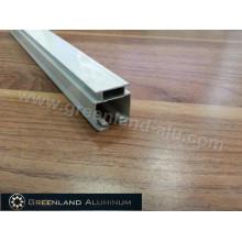 Pista de cortina de alumínio de alta qualidade para a janela do quarto