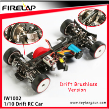 RC540 Brushed Motor 1: 10 Electric Drift RC carro