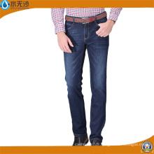Jeans en coton de haute qualité pour hommes
