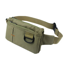 Färgglada Tactical Fanny Waist Pack Tool Belt Bag