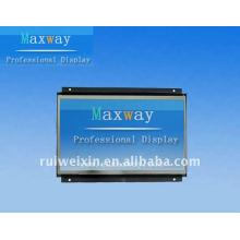 открытой рамки 10-дюймовый ЖК-экран