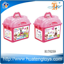 2015 novo estilo miúdos cozinha bbq jogo definido para venda brinquedos de cozinha não-táxicos plástico definido