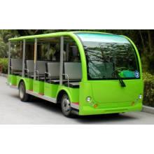8 Sitze zu 23 Plätzen elektrischer touristischer Shuttlebus für Park