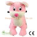 Zippy Ride Pink Big Ear Mouse