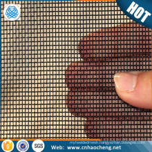 High temperature resistance to 3400 degrees tungsten metal wire mesh fabric as vacuum furnace heating element